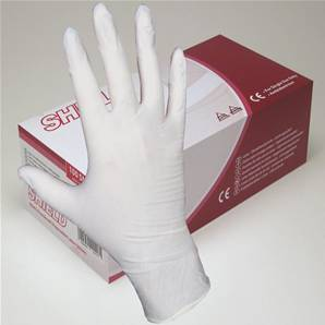 GANTS LATEX SHIELD